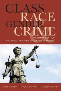 Class, Race, Gender and Crime 4th ed book cover