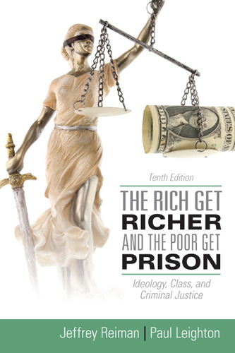 Rich get Richer and Poor Get Prison, 10th ed book cover